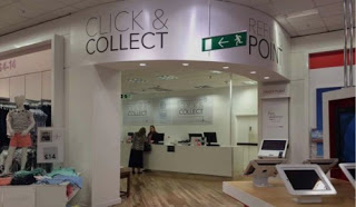 Buy online pick up instore