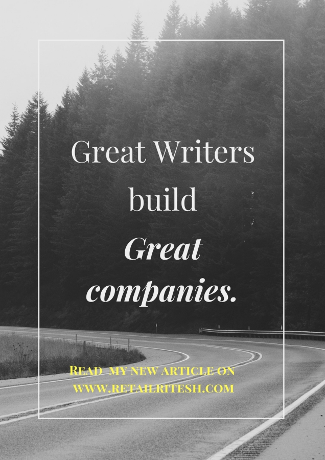 Great business ideas for writers