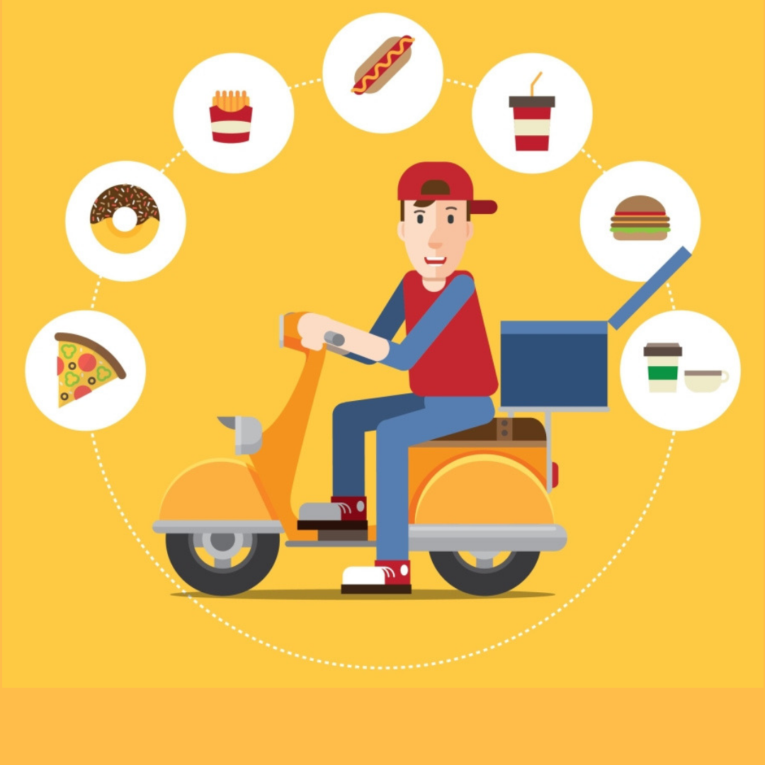 What is the Business Model of food delivery apps? - Retail Ritesh