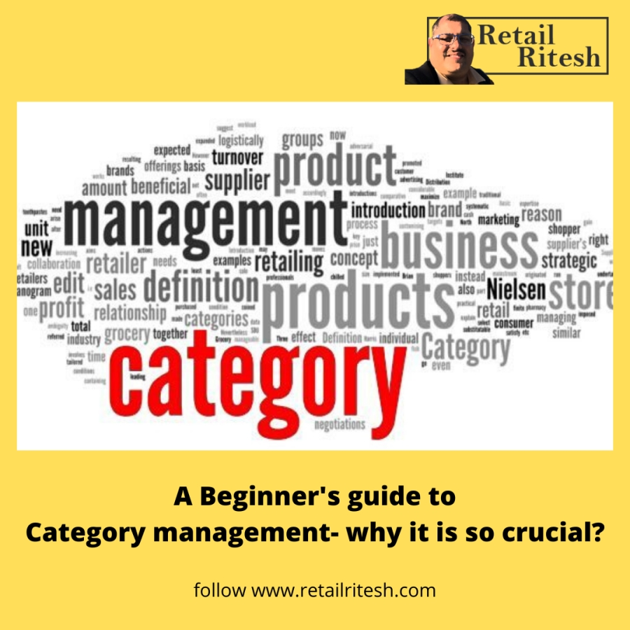 category management for dummies
