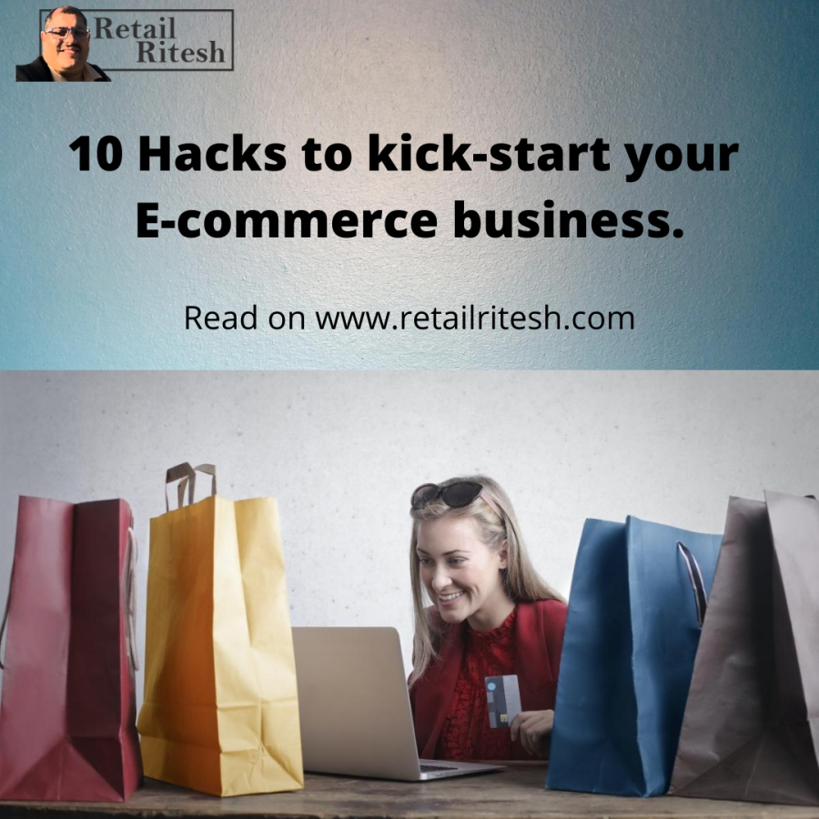 how to start a n ecommerce business
